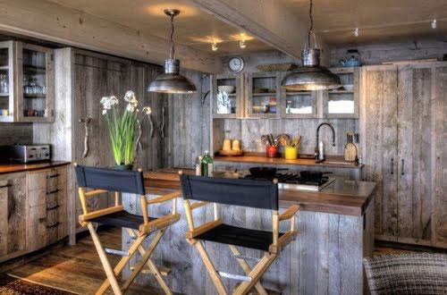 Đặc điểm và cách nhận biết phong cách Rustic trong thiết kế nội thất