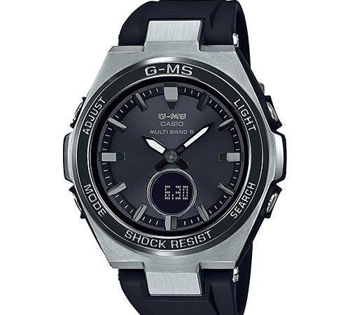 Đồng hồ Casio Baby G MSG-W200 – thiết kế tinh tế, tính năng hiện đại