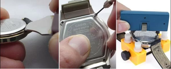 Cách thay Pin đồng hồ Casio thể thao tại nhà