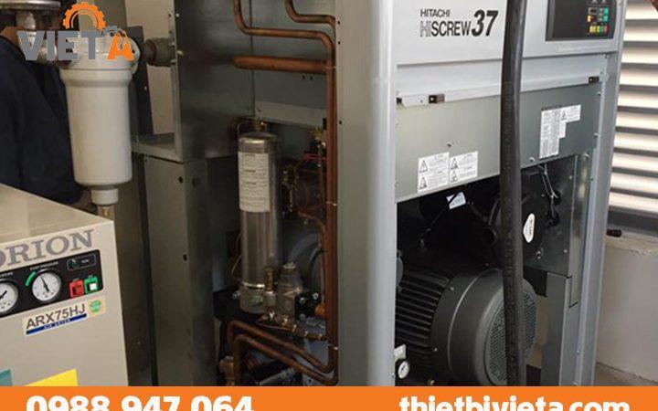 Tìm hiểu các lỗi thường gặp của máy nén khí trục vít